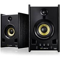 Hercules XPS 2.0 80 DJ Monitor - Enceintes de monitoring Active pour PC/Mac - 40 W RMS