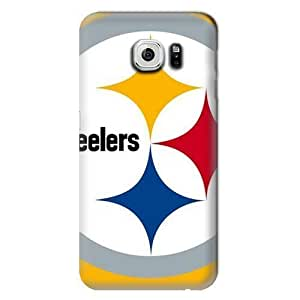 For Samsun Galaxy S4 I9300 Cover , NFL - Pittsburgh Steelers Large Logo - For Samsun Galaxy S4 I9300 Cover - High Quality PC Case