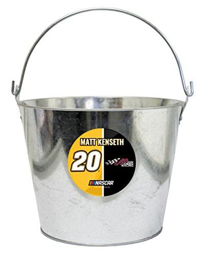 Matt Kenseth Metal Drink Bucket
