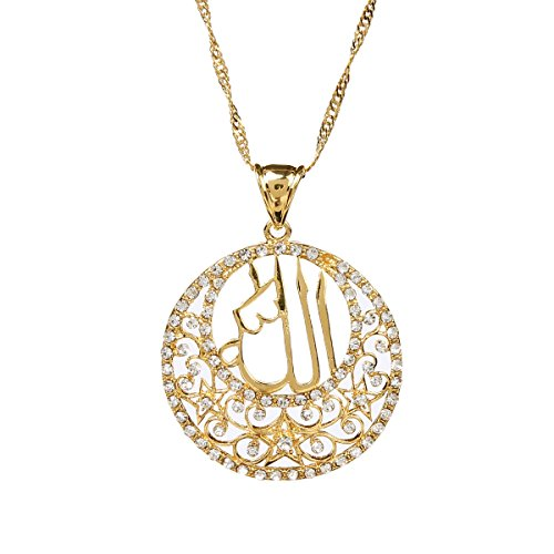 glaze-round-pendant-jewelry-24k-gold-plated-religious-islamic-muslim-allah-crystal-pendant
