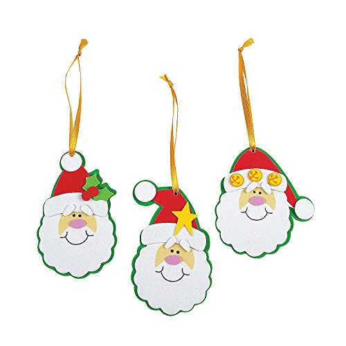 Ornament Activity Supplies Christmas Ornaments makes