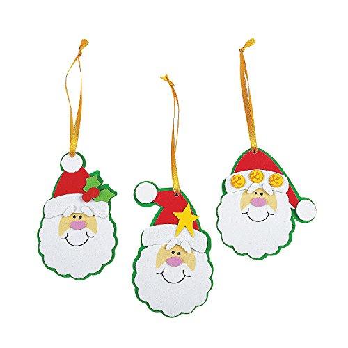 Ornament Activity Supplies Christmas Ornaments makes
