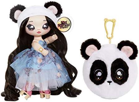 Na! Na! Na! Surprise 2-in-1 Fashion Doll and Plush Purse Series 4 – Juli Joyful (Packaging May Vary)
