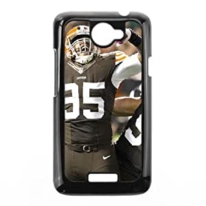Cleveland Browns HTC One X Cell Phone Case Black SVD_565076