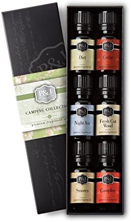 Camping Premium Grade Fragrance Oils