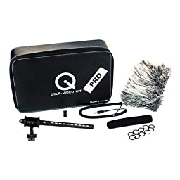 Que Audio DSLR-Video Pro Microphone Kit
