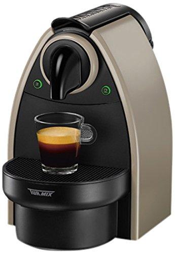 Turmix TX 150 Independiente Totalmente automática Máquina de café en cápsulas 1L Negro, Marrón -