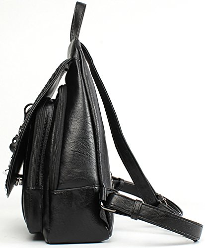 GHLEE Organizador de bolso, negro b (negro) - mummy-bw-029 C Negro