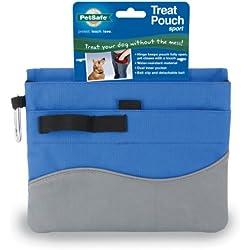 PetSafe Treat Pouch Sport- Durable, Convenient Dog Training Accessory - PTA00-13751, Cadet Blue