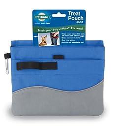 PetSafe Treat Pouch Sport, Cadet Blue