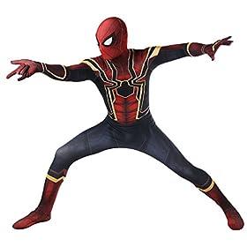 - 41R8 2Bvq6puL - ReliCos Adult Unisex Zentai Bodysuit Halloween Cosplay Costume