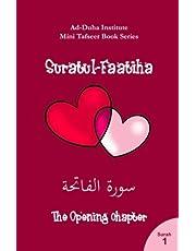 Mini Tafseer Book Series Book #1 Suratul-Faatiha