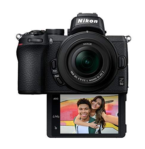 Z 50 DX-Format Mirrorless Camera Body w/ NIKKOR Z DX 16-50mm f/3.5-6.3 VR
