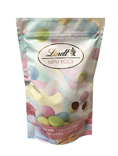 Lindt Easter Limited Edition Pastel Mini Eggs Chocolate Ball 4.4oz