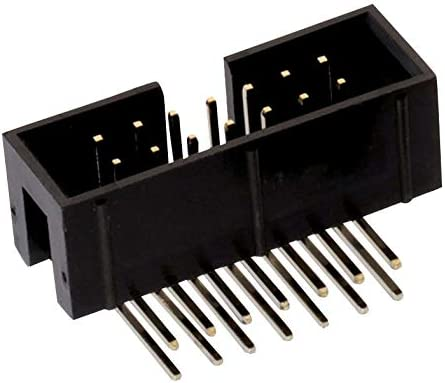 2.54MM, 34POS 2ROW HEADER Pack of 20 61203421721 CONNECTOR
