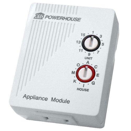- X10 AM486 Appliance Module