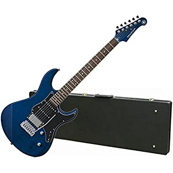 yamaha pac612viifm tlb limited edition flame maple top electric guitar translucent. Black Bedroom Furniture Sets. Home Design Ideas