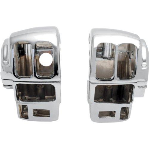 Drag Specialties Switch Housing Kit for Brake/Mechanical Clutch Control Kits (Drag Specialties Switch)
