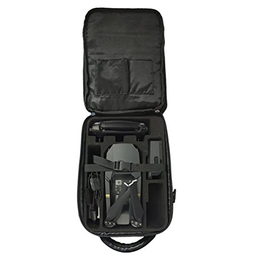 Outdoor Shockproof Shoulder Waterproof Box Suitcase Bag for DJI Mavic Pro RC Quadcopter Dreamyth by Dreamyth