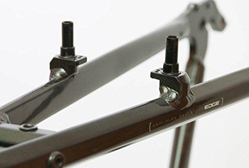 "20.5"" Marin Kentfield Hybrid City 700c Bike Frame Silver Alloy V Brake NOS NEW"