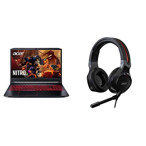 Acer Nitro 5 Gaming Laptop, 10th Gen Intel Core