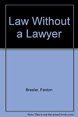 Law Without a Lawyer