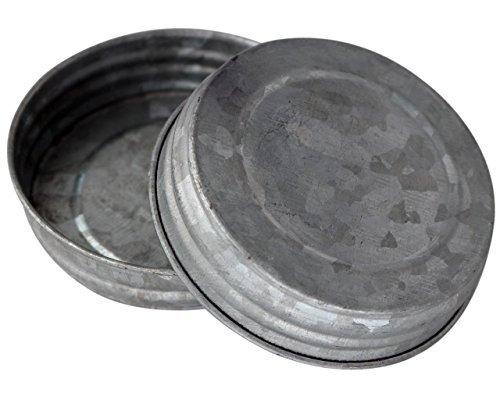 Galvanized Vintage Reproduction Lids for Mason, Ball, for sale  Delivered anywhere in Canada