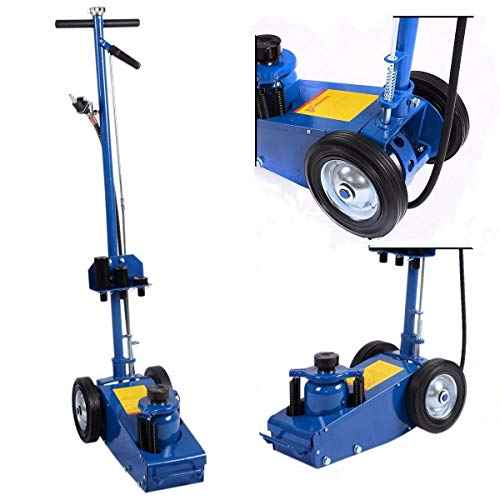 Hydraulic Trucks Lift - Roadstar 22 Ton Air Hydraulic Floor Jack HD Truck Lift Jacks Service Repair Lifting Tool