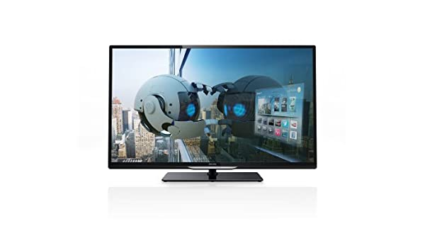 Philips 4000 series - Televisor (Full HD, A, 16:9, 500000:1, Negro, 1920 x 1080 Pixeles): Amazon.es: Electrónica