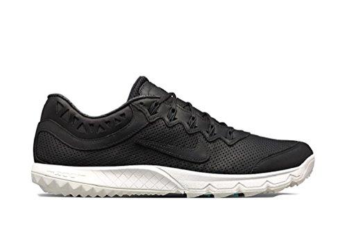 Nike Mens Zoom Terra Kiger 2 NikeLab Trail Shoes (9, Black/Black/White)