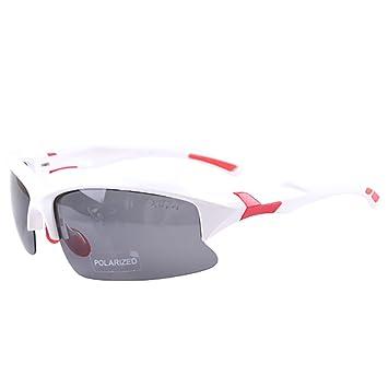 VITALITE antiniebla gafas para ciclismo bicicleta polarizadas para Running Driving Racing Rojo rosso