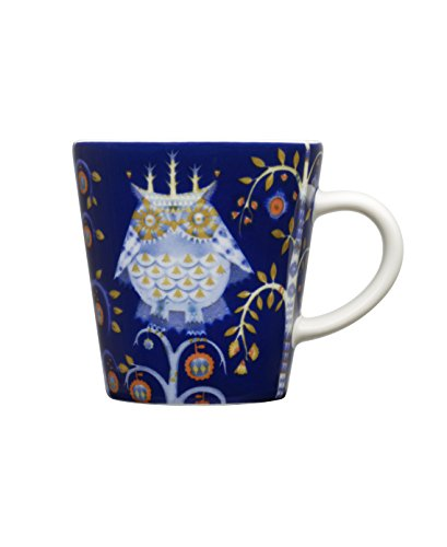 Espresso Taika Cup - Iittala Taika Espresso Cup, Blue, 3-1/3-Ounce