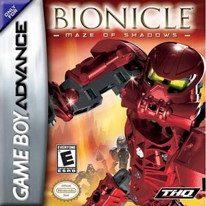 Kids Bionicle - Bionicle: Maze of Shadows