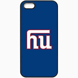 Personalized Case For Samsung Galaxy S5 Cover Cell phone Skin Nfl New York Giants 4 Sport Black