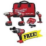 41R850sMc2L._SL160_ Milwaukee 2763-22 Cordless Impact Wrench