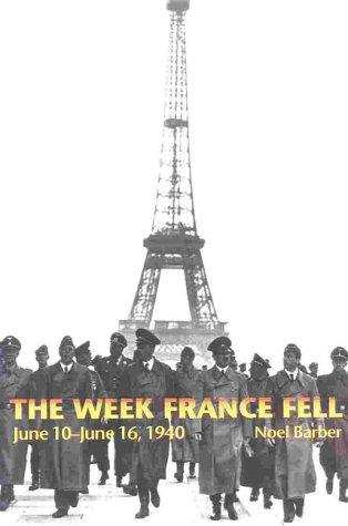 The Week France Fell: June 10-June 16, 1940