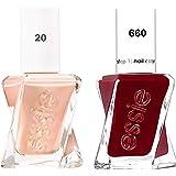 Esmalte Essie Gel Unhas Kit Importado 2 Cores 20 e 660