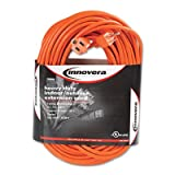 Best INNOVERA extension cord - IVR72200 - Indoor/Outdoor Heavy-Duty Extension Cord Review