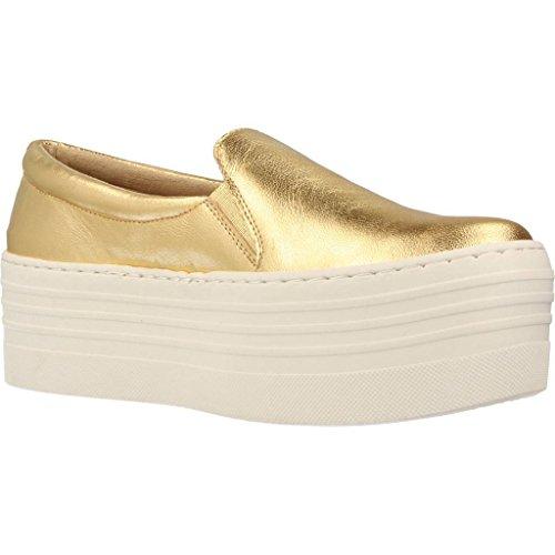 Yellow Modelo Yellow Deportivo Gold Mujer para Marca para Leslie Gold Calzado Mujer Gold Calzado Deportivo Color Aqf0w7
