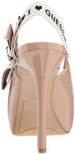 Guess Women's Harlem Pump Natural 6CoUj0k
