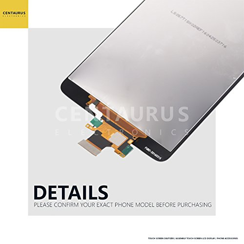 For LG Stylo 2 Plus 4G MS550 K550 k557 Touch Screen Digitizer LCD Display Assembly Black by Generic (Image #6)