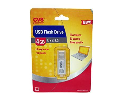 (SanDisk CVS 4GB Cruzer Micro USB Drive)