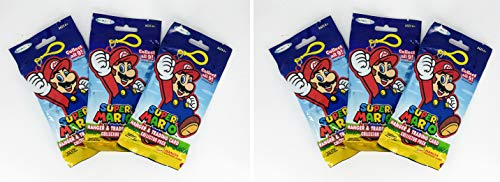 EnterPlay Super Mario Hanger with Trading Card 6 Blind Bags