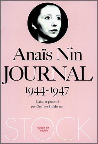 Journal. Tome 4, 1944-1947 pdf