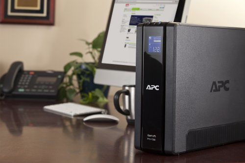 APC Back-UPS Pro 1500VA UPS Battery Backup & Surge Protector (BR1500G) by APC (Image #5)