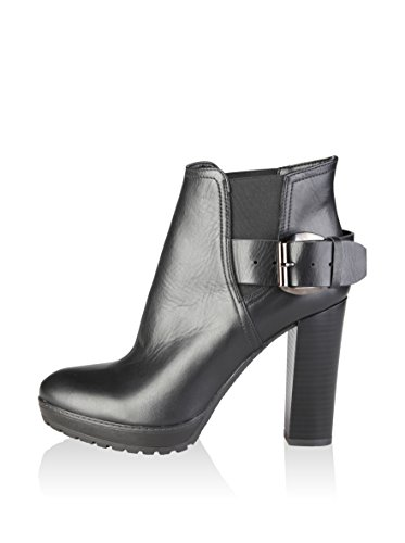 Made in Italia Damen Shoes Booties Schwarz