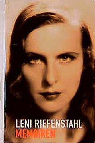 Leni Riefenstahl. Memoiren