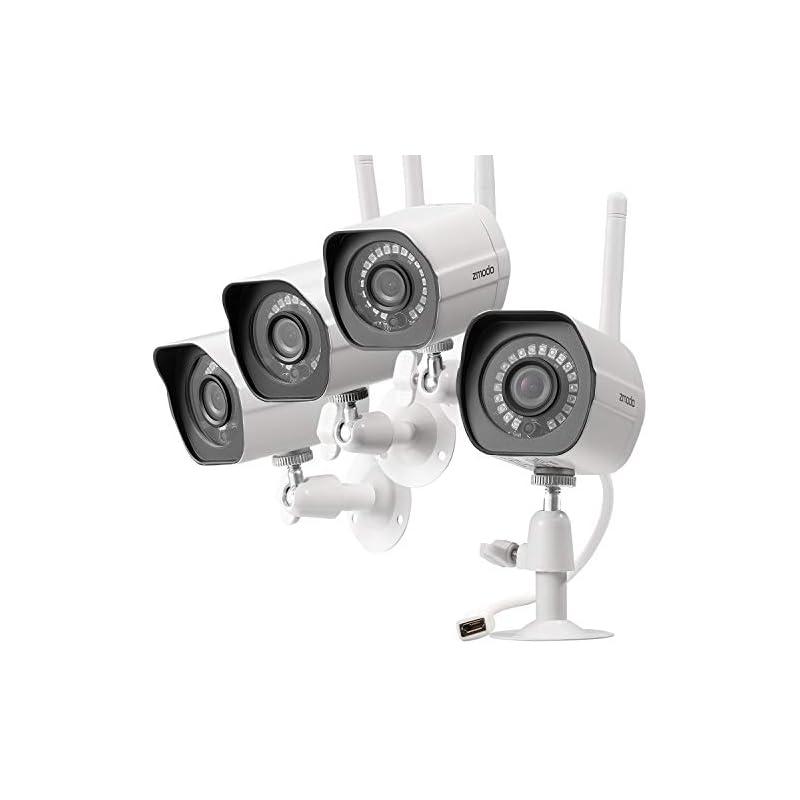 Zmodo Wireless Security Camera System (4