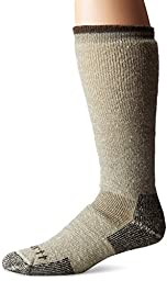 Carhartt Men\'s Arctic Wool Heavy Boot Socks,  Moss, Shoe: 6-12