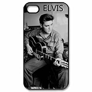 Iphone4/4s Covers Elvis Aron Presley hard silicone case